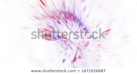 Christmas background radiate in red and violet Stock photo © marinini