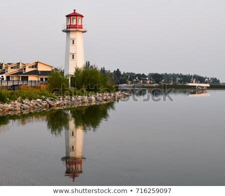 Sylvan Lake Stock photo © mdfiles