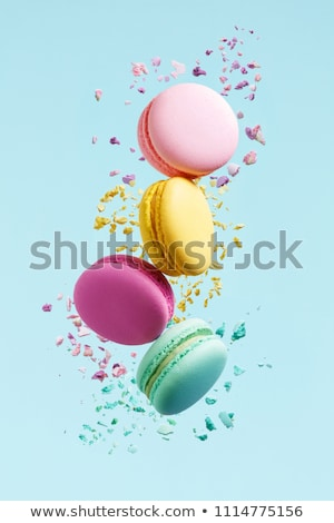 Sweet · домашний · Cookies · темно · Focus - Сток-фото © badmanproduction