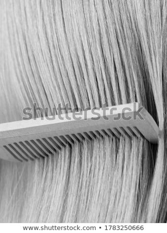 gyönyörű · kaukázusi · szőke · nő · lány · káprázatos · ruha - stock fotó © dashapetrenko