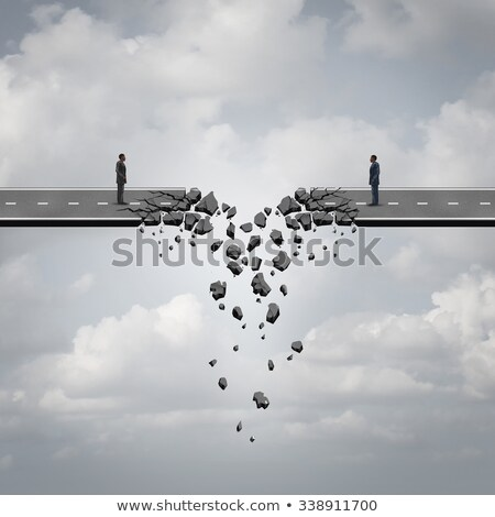 Business Deal Failure Stock photo © Lightsource