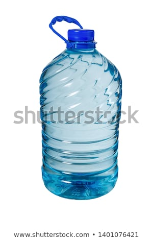 close up of large bottle for pure water Stock photo © ozaiachin