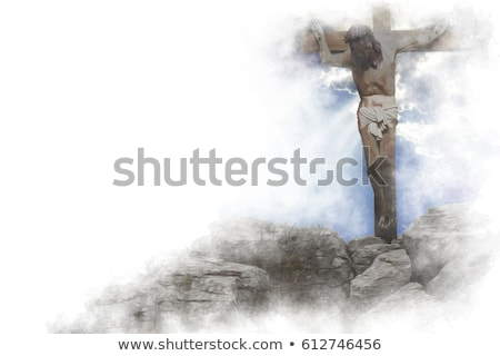 tortura · jesus · bom · vitrais · igreja · senhora - foto stock © jorisvo