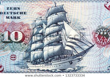 öreg · pénz · jegyzetek · üzlet · háttér · piros - stock fotó © peteer
