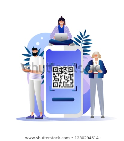 mobile payments 3d template Stock photo © Genestro