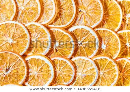 fatias · secas · cítrico · conjunto · diferente · frutas - foto stock © homydesign