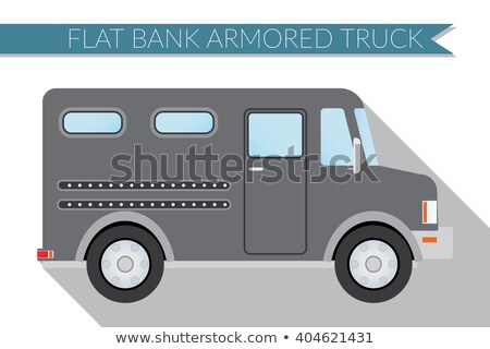 Armoured car Stock photo © RazvanPhotography