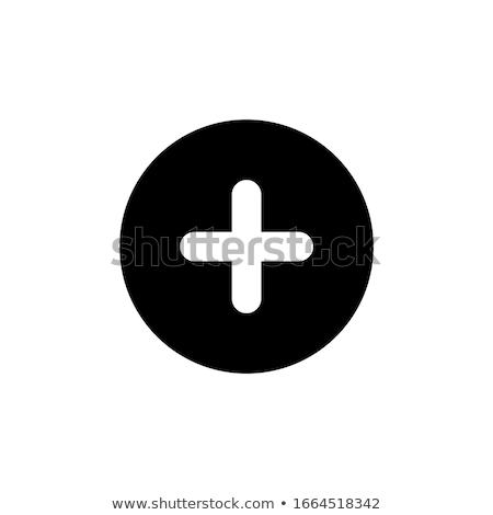 Ambulância círculo ícone longo sombra medicina Foto stock © Anna_leni