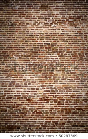 бледный серый кирпичная стена текстуры старые красный Сток-фото © fotografci