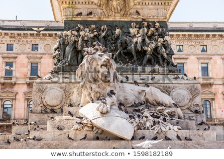Victor Emmanuel II of Italy Stock photo © Stocksnapper