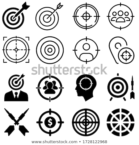 set target stock photo © adamson