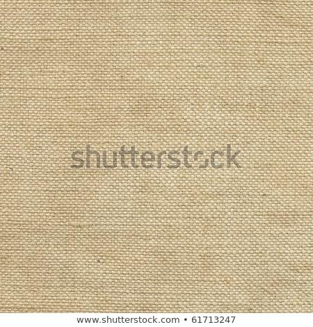 коричневый · грубо · деревенский · ткань · текстуры · фон - Сток-фото © inxti