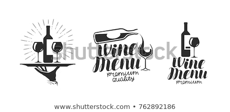waitress and sommelier in vineyards Stock photo © photography33