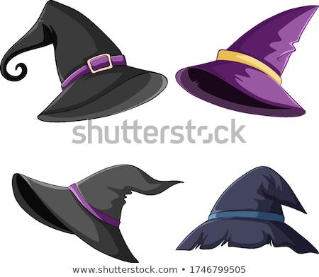 帽子 ブロンド 異なる 空っぽ テラス ストックフォト © blanaru