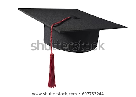 Student hat isolated Stock photo © ozaiachin