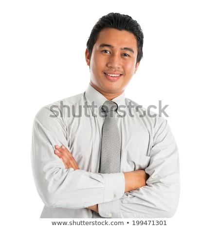 Pan Asian Male Foto d'archivio © szefei