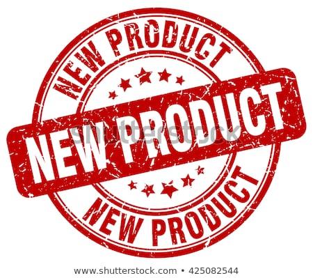 új · termék · pecsét · eredeti · felirat · klasszikus - stock fotó © imaster