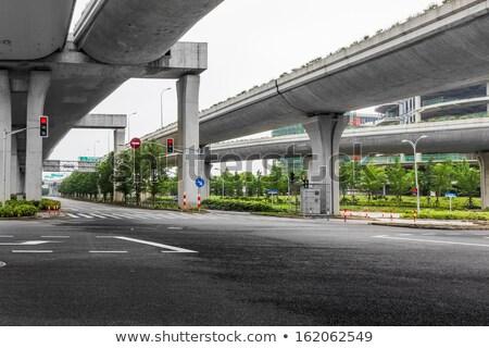 перспективы мнение автострада дороги моста Сток-фото © lunamarina