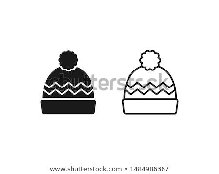 wool hat Stock photo © taden