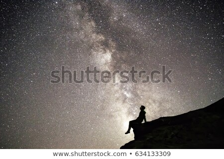 Star Gazing  Stock photo © lenm