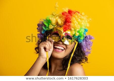 Smiling seducer Stock photo © pressmaster