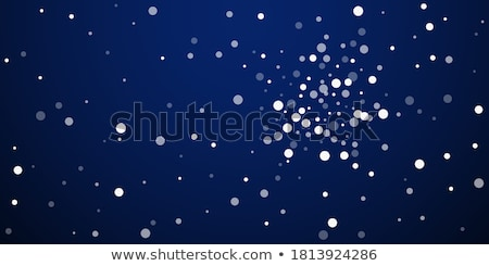 jewel blank for card silver in dark Stock photo © Hipatia