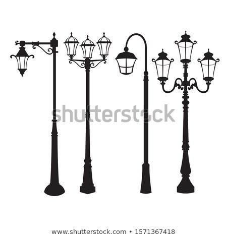 лампы · свет · набор · прозрачный · различный - Сток-фото © leonido