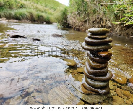 Fresh Water Stream Stock photo © rghenry