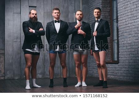 business man no pants stock photo © fuzzbones0