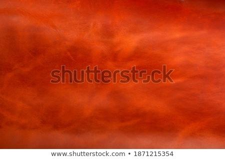 taklit · deri · arka · plan · kahverengi · doku - stok fotoğraf © nemalo
