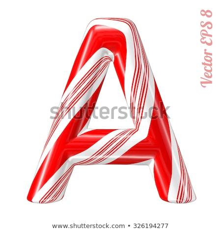 letter eps 8 stock photo © beholdereye