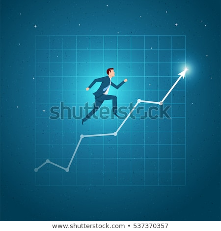 Upgrade Graph Concept Stock photo © ivelin
