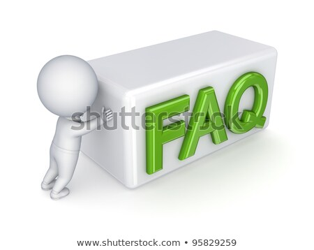 3d small people   search documents stock photo © anatolym