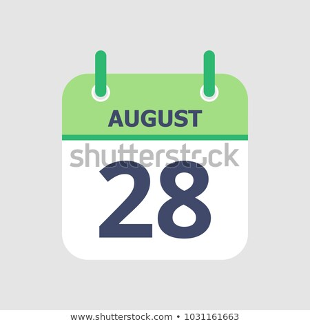 28th August Stock photo © Oakozhan