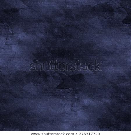 azul · textura · grunge · mano · pintado · papel · textura - foto stock © sonya_illustrations