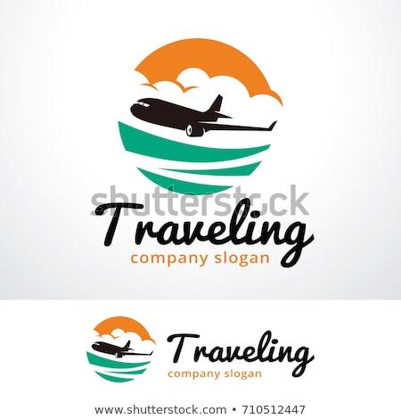 Journey logo concept design Stock photo © sdCrea