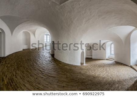 Round Tower in Copenhagen, Denmark stock photo © oliverfoerstner