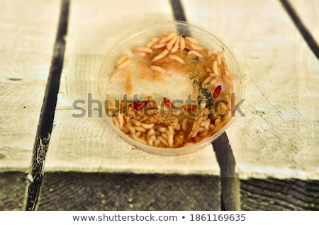 Stock photo: Many Feeders For Fishing On A White Background