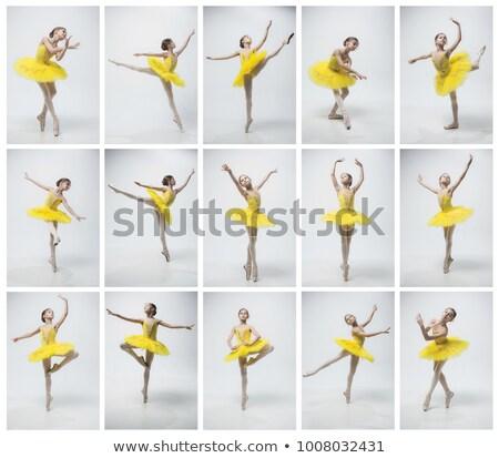 танцы · фитнес · аэробика · zumba · Dance - Сток-фото © master1305