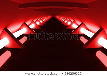 抽象的な 近代建築 空っぽ オープン スペース インテリア ストックフォト © user_11870380