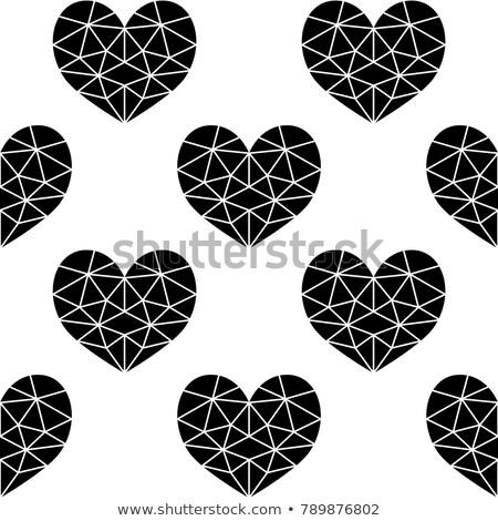 cuore · geometrica · medico · abstract · medici - foto d'archivio © redkoala
