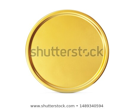 golden medals with path Stock photo © ssuaphoto