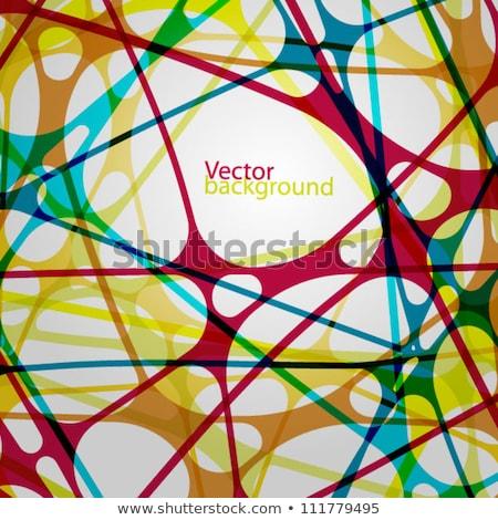 abstract · heldere · regenboog · paars · Blauw · helling - stockfoto © sidmay