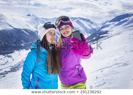 foto · vetor · sorridente · pessoas - foto stock © jossdiim