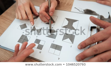Passing a Psychological Test Stock photo © olivier_le_moal