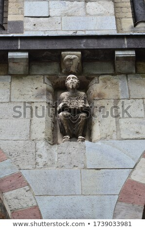 Basilica of the Holy Apostles, Cologne, Germany Stock photo © borisb17