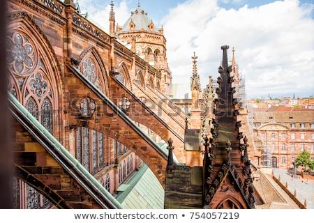 собора Франция Готский римской католический мнение Сток-фото © borisb17