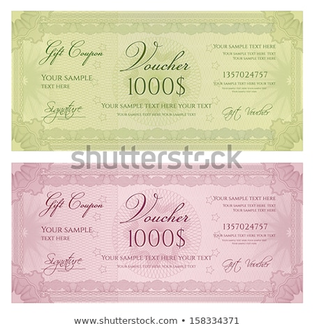 ingesteld · vector · decoratief · abstract · communie · diploma - stockfoto © fotoscool