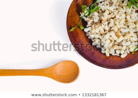 Formigas ovos grande preto naturalismo Foto stock © tony4urban