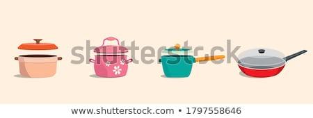 casserole dish stock photo © hofmeester